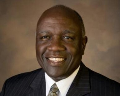 Dr. H. James Williams (photo courtesy Grand Valley State University)