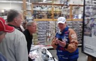 2012 Wausau First Ice Expo at Gander Mountain in Rothschild 1