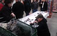 2012 Wausau First Ice Expo at Gander Mountain in Rothschild 8