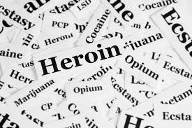 heroin graphic