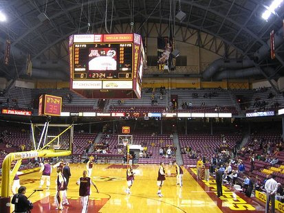 MN Gophers basketball