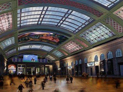 Union Depot rendering