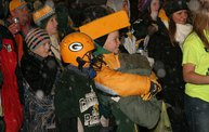 Lambeau Field Flash Mob @ The Packers' Tundra Tailgate Zone with WIXX 3