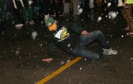 Lambeau Field Flash Mob @ The Packers' Tundra Tailgate Zone with WIXX 2