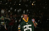 Lambeau Field Flash Mob @ The Packers' Tundra Tailgate Zone with WIXX 18