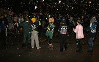 Lambeau Field Flash Mob @ The Packers' Tundra Tailgate Zone with WIXX 14