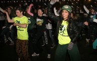 Lambeau Field Flash Mob @ The Packers' Tundra Tailgate Zone with WIXX 5