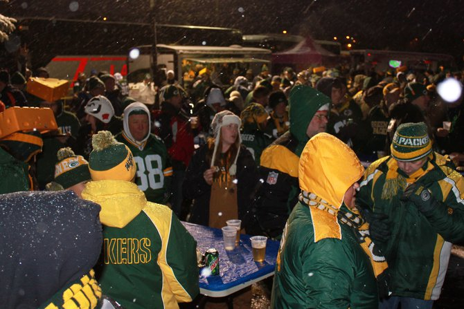 Packers vs. Lions :: 12/9/12