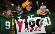 Y100 Tailgate Party at Brett Favre's Steakhouse :: Packers vs. Lions: Cover Image