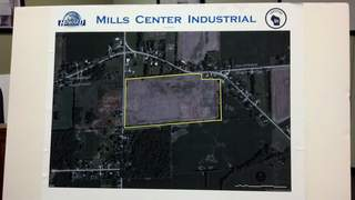 A 77-acre property located on Marley Street was selected as a Wisconsin Certified Site. It means it is pre-approved for large industrial development. (courtesy of FOX 11).