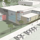Proposed Dr Robert Browne Aquatic Center, Coldwater