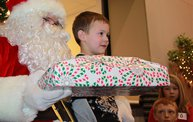 2012 Christmas Party for Families of Children With Cancer with Jerry Bader Matt Z. 21