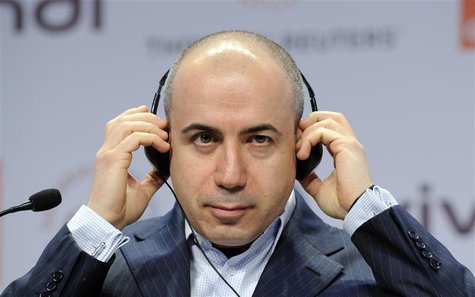 Digital Sky Technologies CEO Yuri Milner attends the eG8 forum in Paris May 25, 2011. REUTERS/Gonzalo Fuentes