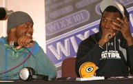 1 on 1 With The Boys :: 12/13/12 :: Randall Cobb 11