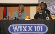 1 on 1 With The Boys :: 12/13/12 :: Randall Cobb 10