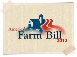 farm bill 2012