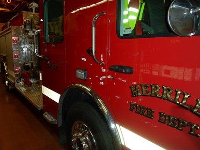 Merrill WI Fire Truck
