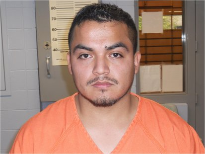 Reymundo Perez mugshot, Portage County Sheriff's Department