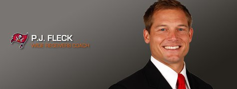 PJ Fleck is expected to be announced as the new head football coach at Western Michigan University. Photo courtesy of www.buccaneers.com