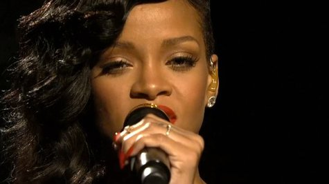 Image courtesy of Facebook.com/Rihanna (via ABC News Radio)