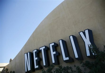 The headquarters of Netflix is shown in Los Gatos, California September 20, 2011. Netflix said on Sept. 18 it would separate its streaming v