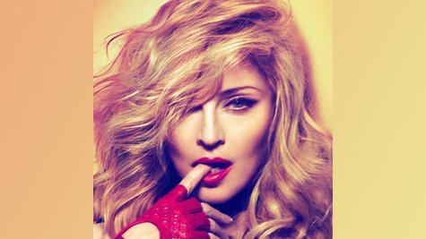 Image courtesy of Facebook.com/Madonna (via ABC News Radio)