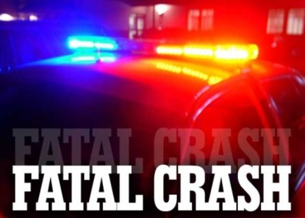 Fatal crash graphic