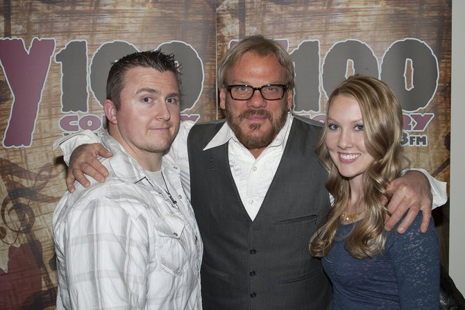 Phil Vassar at the Meyer Theater with Y100