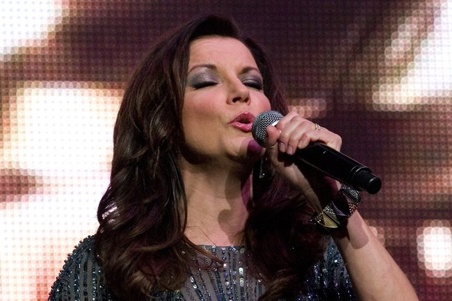 Martina McBride at the Resch Center