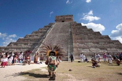 Mayan ruins (Reuters)