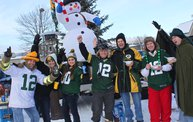 Y100 Tailgate Party at Brett Favre's Steakhouse :: Packers vs. Titans 20