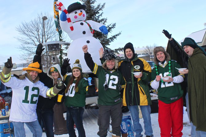 Packers vs. Titans :: 12/23/12