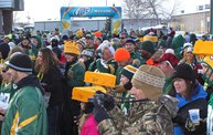 Y100 Tailgate Party at Brett Favre's Steakhouse :: Packers vs. Titans 16