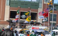 WTAQ Photo Coverage :: Packers Game Day 11
