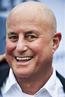 U.S. investor Ronald Perelman arrives at Apollo Theater's Spring Gala Benefit honoring Stevie Wonder in New York City June 13, 2011. REUTERS