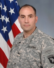 Colonel Andrew P. Poppas Deputy Commander (Operations), 101st Airborne Division. (courtesy of campbell.army.mil)