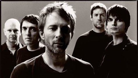 Image courtesy of Facebook.com/Radiohead (via ABC News Radio)