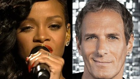 Image courtesy of Facebook.com/Rihanna; Facebook.com/MBSings (via ABC News Radio)