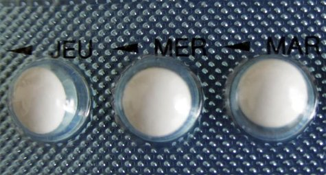An illustration picture shows a blister-pack of birth control pills displayed at a private home in Nice January 3, 2013. REUTERS/Eric Gailla