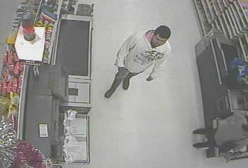 Kalamazoo County Sheriff's Office are seeking this suspect in a larceny case.