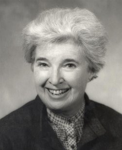 Scholar and author Gerda Lerner is seen in this undated handout photo courtesy of the University of Wisconsin. REUTERS/University of Wiscons