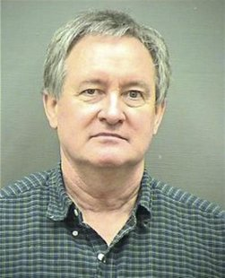 Republican U.S. Senator Mike Crapo of Idaho is pictured in this police booking photo from the Alexandria Police Department taken December 23