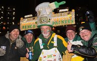 WTAQ Photo Coverage :: Packers Game Day :: Playoff Win Over Vikings 25