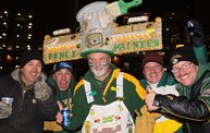 Y100 Tailgate Party at Brett Favre's Steakhouse :: Packers vs. Vikings :: Playoffs! 26