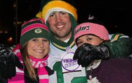 WTAQ Photo Coverage :: Packers Game Day :: Playoff Win Over Vikings 23