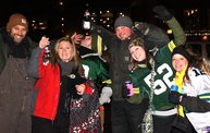 Y100 Tailgate Party at Brett Favre's Steakhouse :: Packers vs. Vikings :: Playoffs! 23