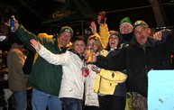 Y100 Tailgate Party at Brett Favre's Steakhouse :: Packers vs. Vikings :: Playoffs! 20