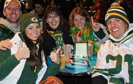 Y100 Tailgate Party at Brett Favre's Steakhouse :: Packers vs. Vikings :: Playoffs! 17