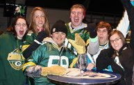 Y100 Tailgate Party at Brett Favre's Steakhouse :: Packers vs. Vikings :: Playoffs! 14