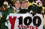 Y100 Tailgate Party at Brett Favre's Steakhouse :: Packers vs. Vikings :: Playoffs! 1